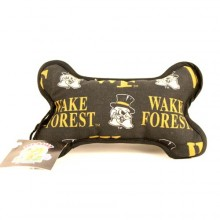 Wake Forest Demon Deacons Squeeky Dog Bone Toy