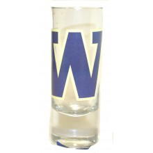 Washington Huskies 2 oz Cordial Shot Glass