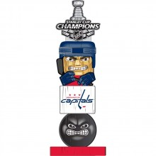 Washington Capitals Stanley Cup Tiki Totem
