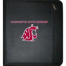 NCAA Washington State 3-Ring Zippered Binder