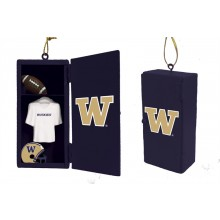 Washington Huskies NCAA Team Locker Ornament