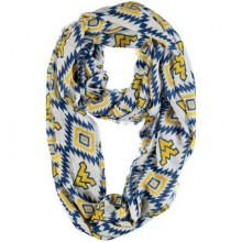 NCAA Licensed West Virginia  Southwest Infinity Scarf