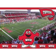 Western Kentucky Hilltoppers 500 Piece Puzzle