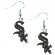 MLB Chicago White Sox Dangle Earrings