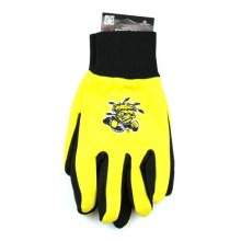Wichita Shockers Team Color Utility Gloves