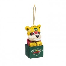 Minnesota Wild Team Mascot Ornament