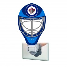 Winnipeg Jets Face Mask Night Light
