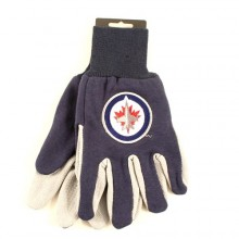 Winnipeg Jets Utility Gloves