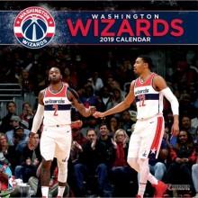 Washington Wizards 12 x 12 Wall Calendar