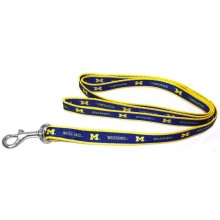 "Michigan Wolverines 50"" Team Pet Leash"