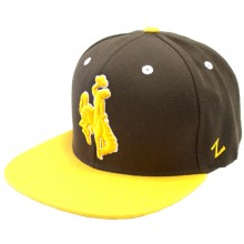 Wyoming Cowboys Tradition Flatbill Adjustable Hat