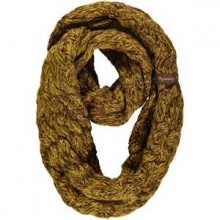 Wyoming Cowboys Chunky Duo Knit Infinity Scarf