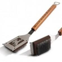 Wyoming Cowboys Grill Brush