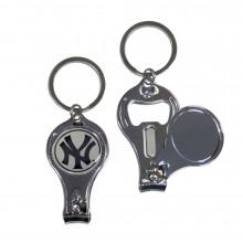 New York Yankees 3-in-1 Key Chain