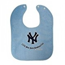 New York Yankees Blue Boys Fan Bib