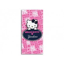 "New York Yankees 28"" x 58"" Hello Kitty Beach Towel"