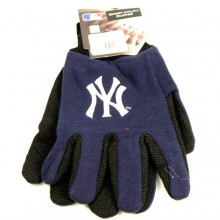 MLB New York Yankees Team Color Utility Gloves