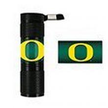 NCAA Licensed 9X LED Flashlight (Oregon Ducks)