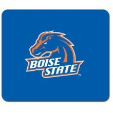 Boise State Broncos Team Logo Neoprene Mouse Pad