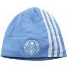 NBA Officially Licensed Denver Nuggets Embroidered Logo Beanie Hat Cap Lid