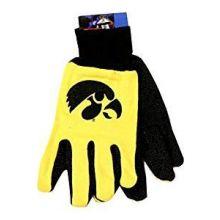 FOCO Iowa Hawkeyes Team Color Utility Gloves