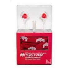 iHip Ohio State Buckeyes Shoelace Earbuds