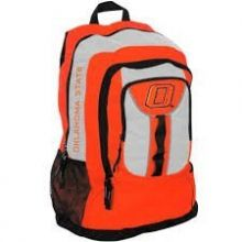 NCAA Officially Licensed Colossus Backpack Bag (Oklahoma State Cowboys)