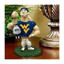 Memory Company NCAA Officially Licensed Limited Edition West Virginia Mountaineers Mascot Figurine