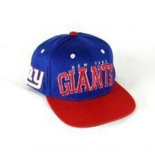 NFL New York Giants Original Snapback Snap Back Flatbill Flat Bill Script Embroi