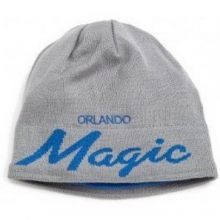 NBA Officially Licensed Orlando Magic Gray Beanie Hat Cap Lid Toque