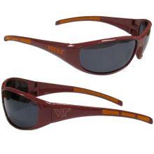 Virginia Tech Hokies Wrap 3-Dot Sunglasses