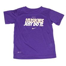 Augusta Sportswear NCAA Licensed Washington Huskies Youth Dri-Fit T-Shirt (Size 5)