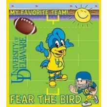 R and R Imports Delaware Blue Hens 24 Piece Youth Puzzle