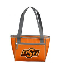 NCAA OK State Cowboys 16-Can Cooler Tote