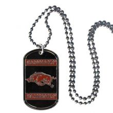 NCAA Ohio State Buckeyes Tag Necklace