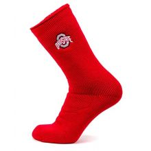 Donegal Bay NCAA Ohio State Buckeyes Thermal Sock Bag, Red/Black, One Size
