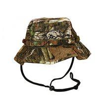Top of the World NCAA Licensed Arkansas Razorbacks Youth Mossy Oak Camo Bucket Hat Cap Lid