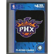 HUNTER Phoenix Suns Team Playing Cards