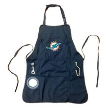 Team Sports America Miami Dolphins Ultimate Grilling Apron