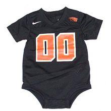 Augusta Sportswear NCAA Licensed Oregon State Beavers Jersey Bodysuit (6-9 Months)