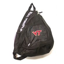 Concept One Virginia Tech Hokies Sideswipe Sling Backpack