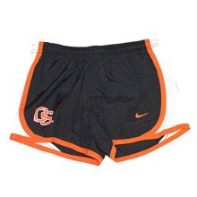 NCAA Licensed Oregon State Beavers Youth Lined Dri-Fit Athletic Shorts (Small 7)