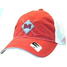 NCAA Officially Licensed Ole Miss Rebels Stitched Diamond Women's Hat Cap Lid