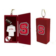 Team Sports America North Carolina State Wolfpack Team Locker Ornament