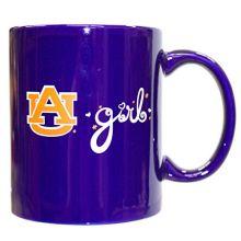 bbsports Auburn Tigers Blue Auburn Girl 120z Mug