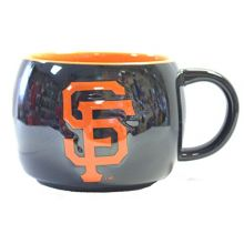 Boelter Brands MLB San Francisco Giants Stack Relief Mug, 14-Ounce