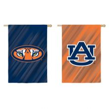 Auburn Double Sided Sub Suede Flag