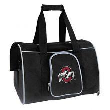 Denco NCAA Ohio State Buckeyes Premium Pet Carrier