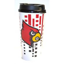 The Memory Company Louisville Cardinals 32-Ounce Single Wall Hype Tumbler