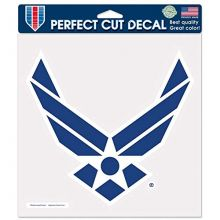 """WinCraft United States Air Force Perfect-Cut Color Decal 8"""" X 8""""_"""